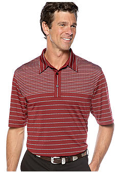 Greg Norman Collection Merima Stripe Polo