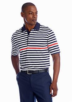 Greg Norman® Collection Liberty Stripe Polo