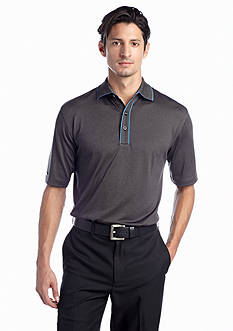 Greg Norman® Collection Jetsetter Heathered Polo