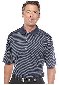 Greg Norman® Collection Fine Line Stripe Polo