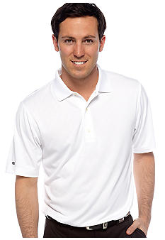 Greg Norman® Collection Embossed Polo Knit Shirt