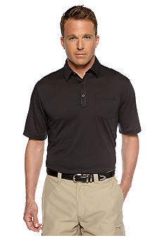 Greg Norman Collection Drirelease Pocket Polo