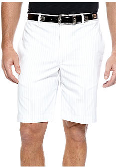 Greg Norman Collection Matrix Flat Front Shorts