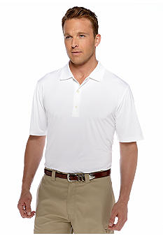 Greg Norman Collection Coastal Heathered Polo
