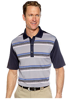 Greg Norman Collection Del Sol Stripe Polo