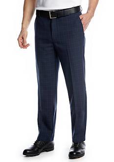 Greg Norman® Collection Windowpane Pants