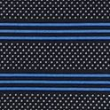 Greg Norman® Collection: Black Greg Norman Collection Active Air Stripe Polo