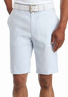 Greg Norman Collection 15-in. Fashion Stripe and Solid Golf Shorts
