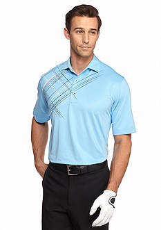 Greg Norman Collection Screen Print Polo Shirt