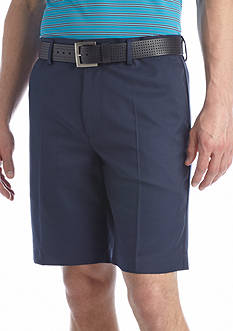 Greg Norman Collection 8-in. Flat Front Microfiber Shorts