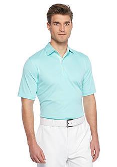 Greg Norman Collection ML75 Tonal Stripe Polo Shirt