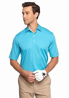Greg Norman Collection ML75 Tonal Stripe Polo Shirt
