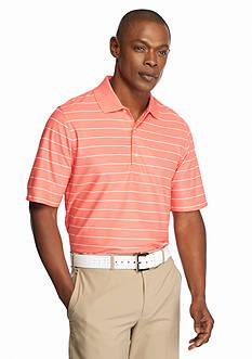 Greg Norman Collection ProTek Micro Pique Stripe Polo Shirt