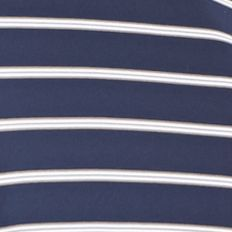 Men: Short Sleeve Sale: Navy Greg Norman Collection Protek Microlux Stripe Polo Shirt