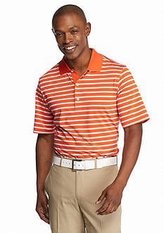 Greg Norman Collection Stretch Stripe Polo Shirt