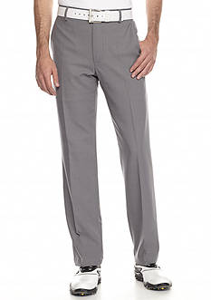 Greg Norman Collection Classic-Fit Plaid Pants