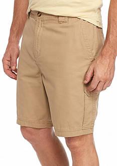 Saddlebred Utility Elastic Waist Cargo Shorts