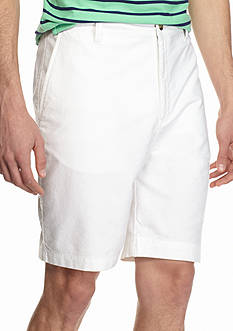 Saddlebred Oxford Rigid Waist Shorts