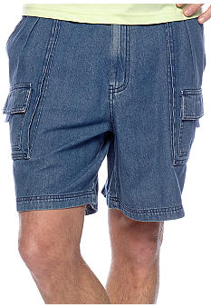 Saddlebred Denim Hiker Shorts