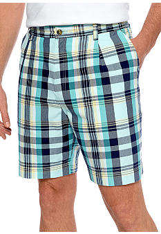 Saddlebred Plaid Shorts