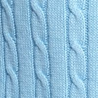 Saddlebred®: Blue Sky Saddlebred Allover Cable Sweater