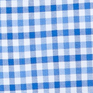 Young Mens Dress Shirts: 100% Cotton: Blue Saddlebred Oxford Dress Shirt