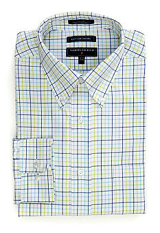 Saddlebred Tattersall Oxford Dress Shirt