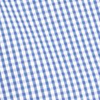Non Iron: Casual Shirts: Blue Mountain Saddlebred Big & Tall Short Sleeve Easy Care Mini Gingham Shirt