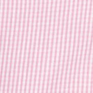 Non Iron: Casual Shirts: Pink Mountain Saddlebred Big & Tall Short Sleeve Easy Care Mini Gingham Shirt