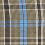 Big & Tall: Saddlebred Casual Shirts: Olive Saddlebred Big & Tall Long Sleeve Plaid Easy Care Shirt