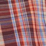 Big & Tall: Saddlebred Casual Shirts: Red Multi Saddlebred Big & Tall Long Sleeve Glen Plaid Easy Care Shirt