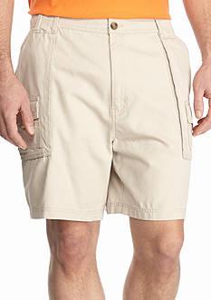 Saddlebred Big & Tall Canvas Hiker Shorts