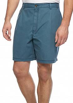 Saddlebred Big & Tall 7-in. Pigment Shorts