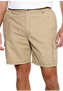 Saddlebred® Big & Tall Ripstop Cargo Shorts