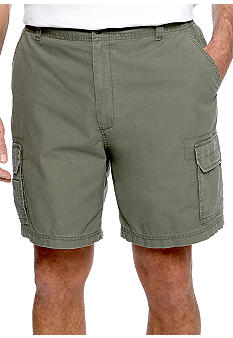 Saddlebred Big & Tall Ripstop Cargo Shorts