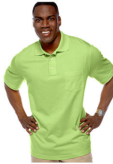 Saddlebred Solid Jersey Polo