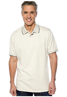 Saddlebred Textured Drop Needle Polo