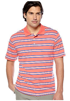 Saddlebred Stripe Jersey Polo