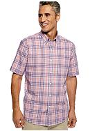 Saddlebred® Wrinkle Free Woven Shirt