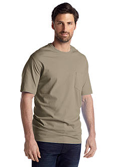 Saddlebred Short Sleeve Pocket Tee