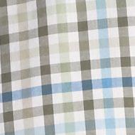 St Patricks Day Outfits For Men: Bone/Sage Saddlebred Short Sleeve Wrinkle Free Plaid Woven Shirt