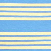 Mens T-shirts on Sale: Blue/Yellow Saddlebred Short Sleeve Stripe Tee