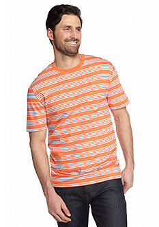 Saddlebred Short Sleeve Stripe Tee