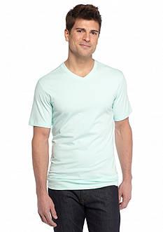 Saddlebred 1888 Tailored V- Neck Fashion T-Shirt