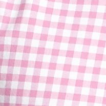 St Patricks Day Outfits For Men: Pink/White Saddlebred 1888 Gingham Tailored Oxford Shirt