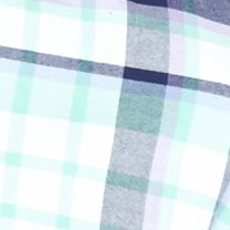 Men: Saddlebred Casual Shirts: Green Multi Saddlebred Long Sleeve Plaid Oxford Shirt