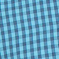 Men: Saddlebred Trends: Blue Tonal Saddlebred Short Sleeve Easy Care Medium Plaid Shirt