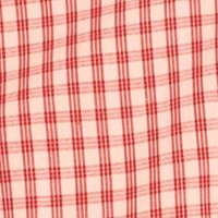 Non Iron: Casual Shirts: Coral Tonal Saddlebred Short Sleeve Easy Care Medium Plaid Shirt