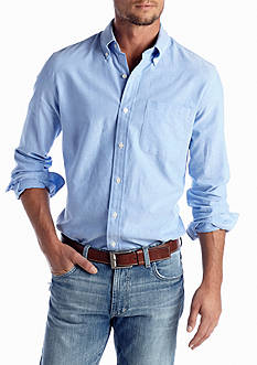 Saddlebred Long Sleeve Oxford Shirt
