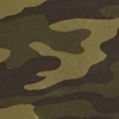 Saddlebred®: Olive Camo Saddlebred Long Sleeve Raglan Henley